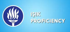 Işık Üniversitesi Proficiency