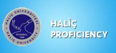 Haliç Üniversitesi Proficiency