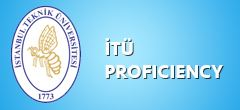 İTÜ Proficiency
