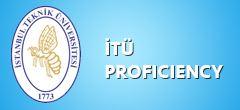 İTÜ Proficiency