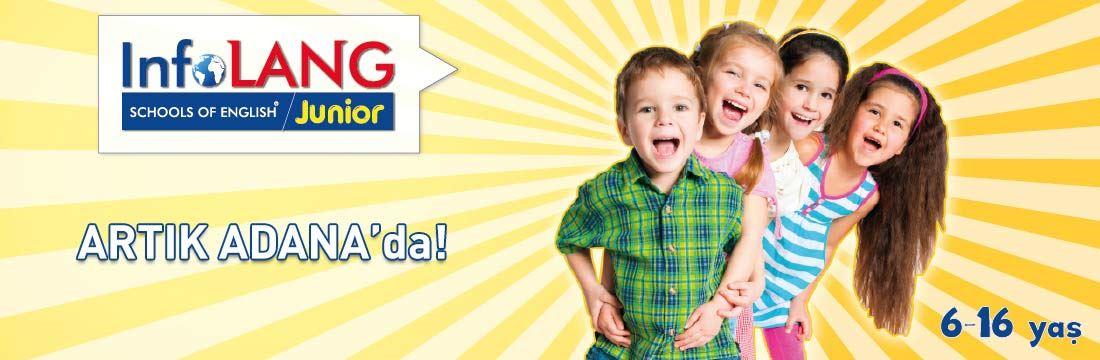 InfoLANG Junior Adana'da!