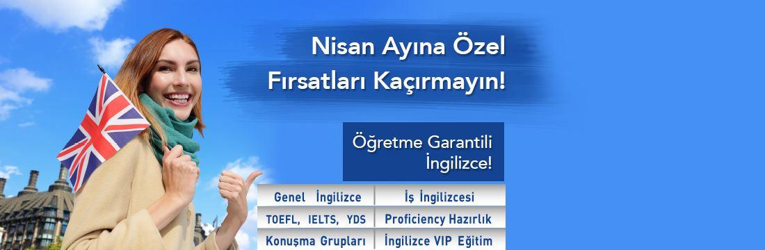 InfoLANG Dil Okullar�nda Nisan Ay�na �zel F�rsatlar� Ka��rmay�n!