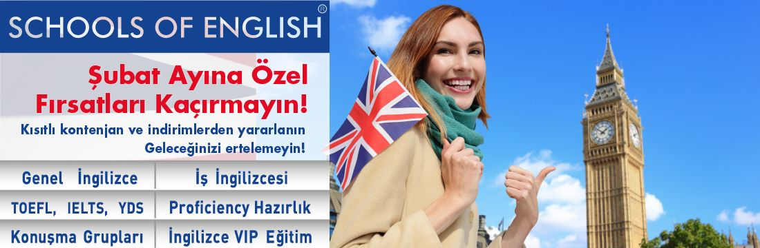 InfoLANG Dil Okullar�nda �ubat Ay�na �zel F�rsatlar� Ka��rmay�n !